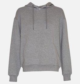 Moss Copenhagen MSCH Ima Logo Hood Sweatshirt