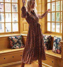 Ydence Ydence Maxi Dress Dakota