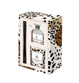 The Gift Label The Gift Label Gift Box Big Hug Candle & Reed Diffuser