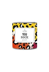The Gift Label The Gift Label Candle Tin You Rock Jasm/vanilla 1 S