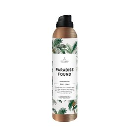 The Gift Label The Gift Label Shower Foam Paradise Found