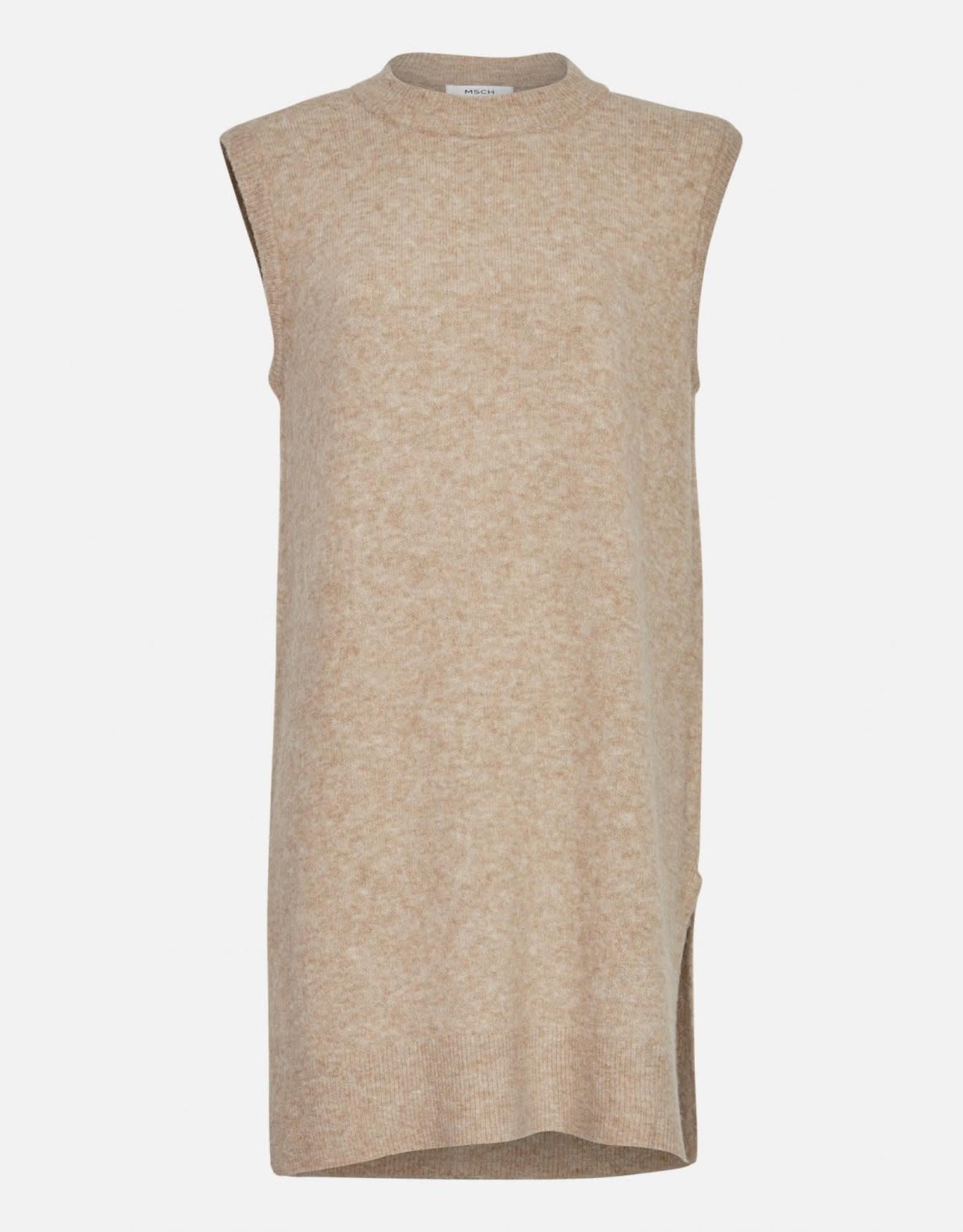 Moss Copenhagen MSCH Cardea Zenie Long vest