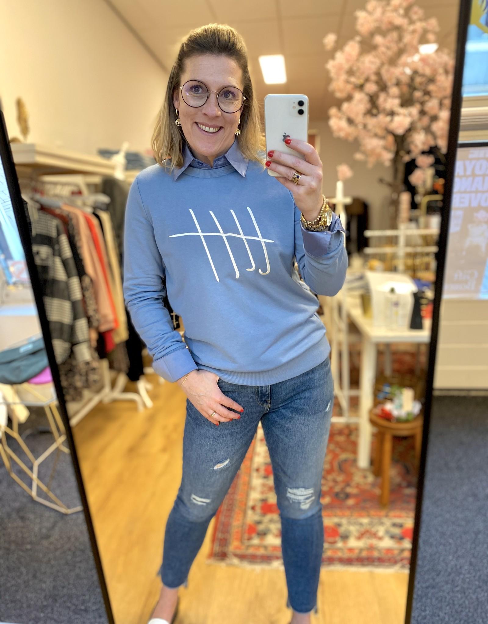 Rebelz Rebelz sweater Brenda