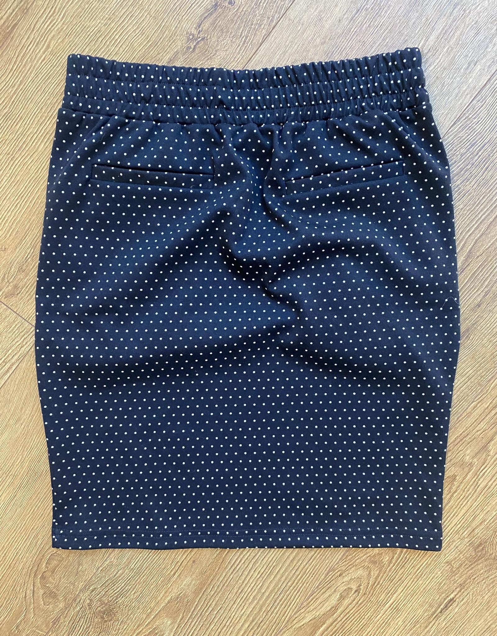 Ichi ICHI Ihkate Skirt Spot