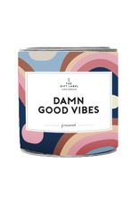 The Gift Label The Gift Label Candle Tin Damn Good  Cotton S