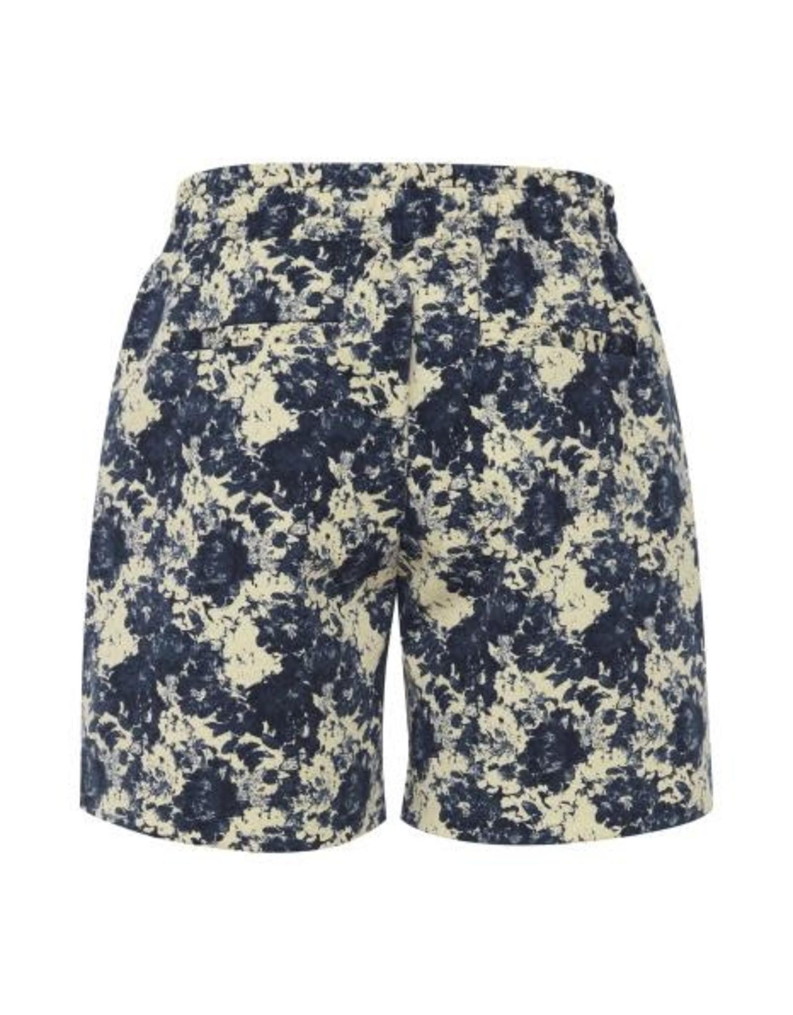 Ichi ICHI Ihkate Print Shorts