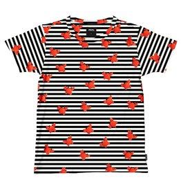 Snurk Snurk T-shirt Clay Crab Unisex