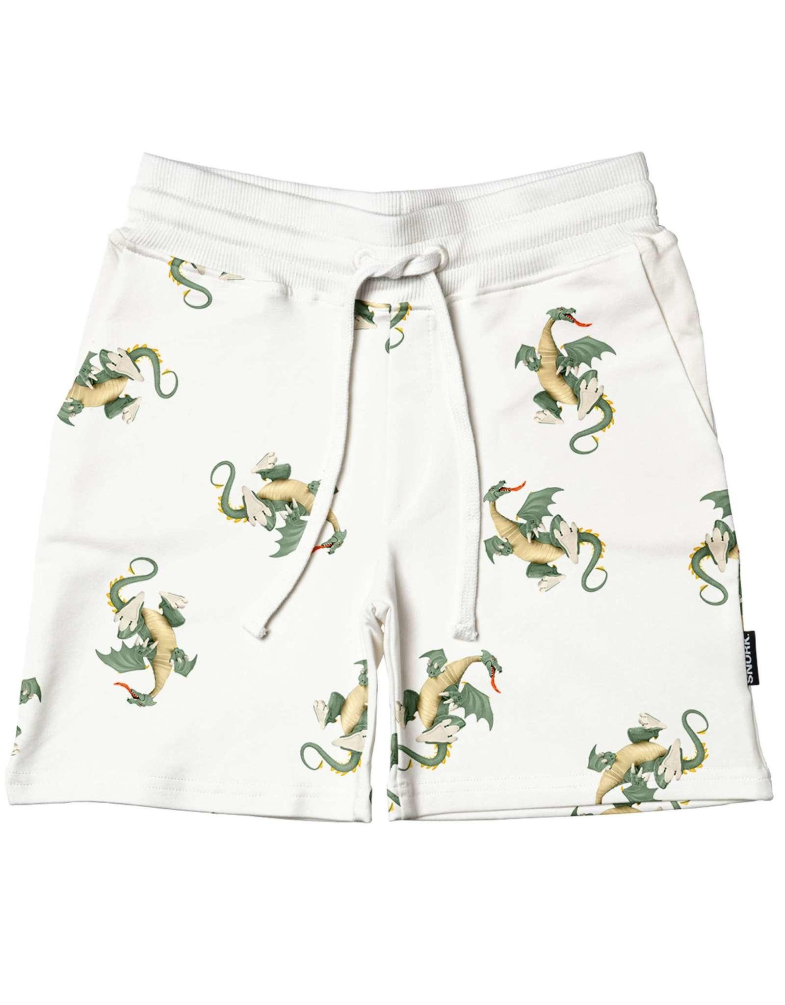 Snurk Snurk Dragon Shorts Kids