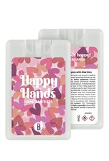 Bubbles The Brand Happy hands desinfectie spray Forever in Love