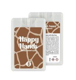 Bubbles The Brand Happy hands desinfectie spray Longneck