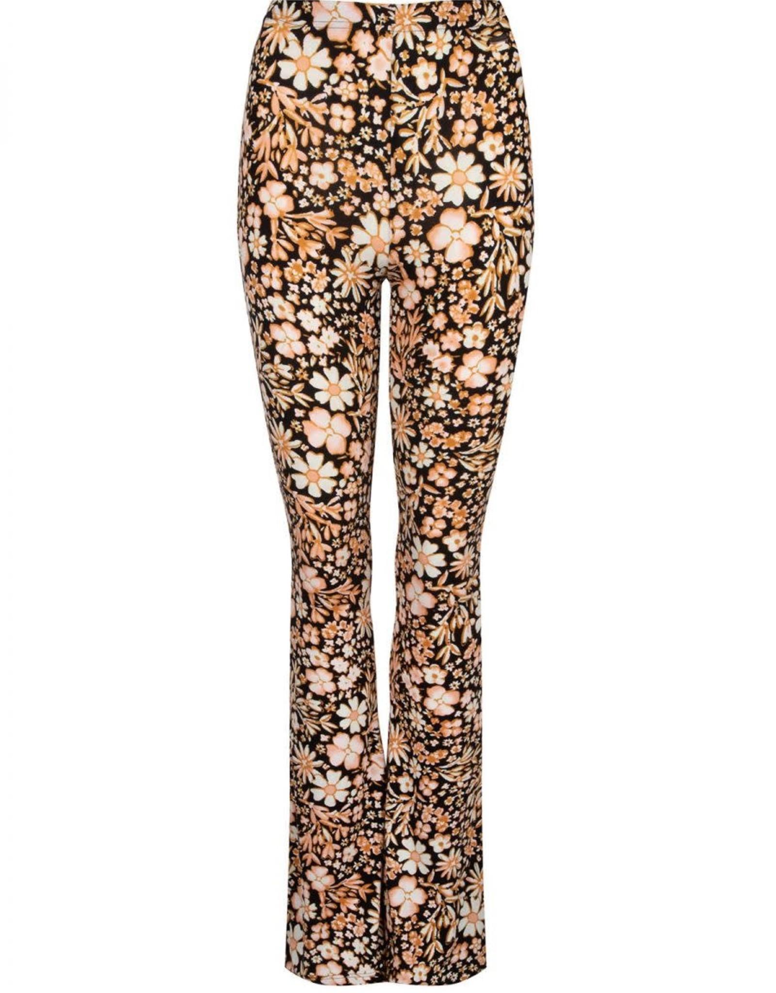 Ambika Flared pants Elin Flower