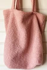 Bulu Bulu Teddy Tote bag Pink