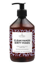 The Gift Label The Gift Label Handsoap Clean hands Dirty Minds