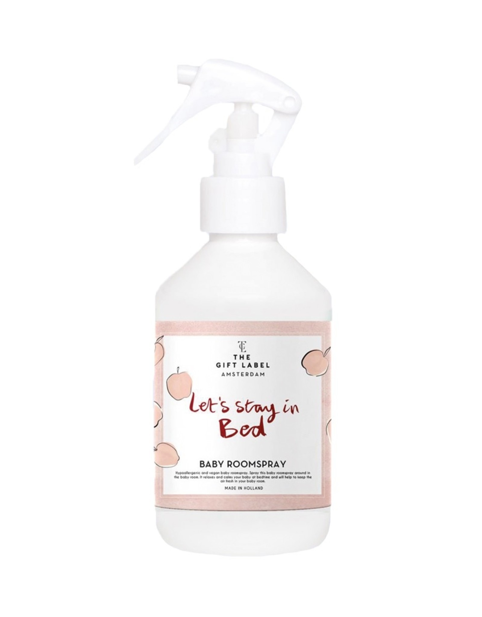 The Gift Label The Gift Label Baby Roomspray Let's Stay in Bed