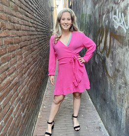 Ambika Dress Summer Pink
