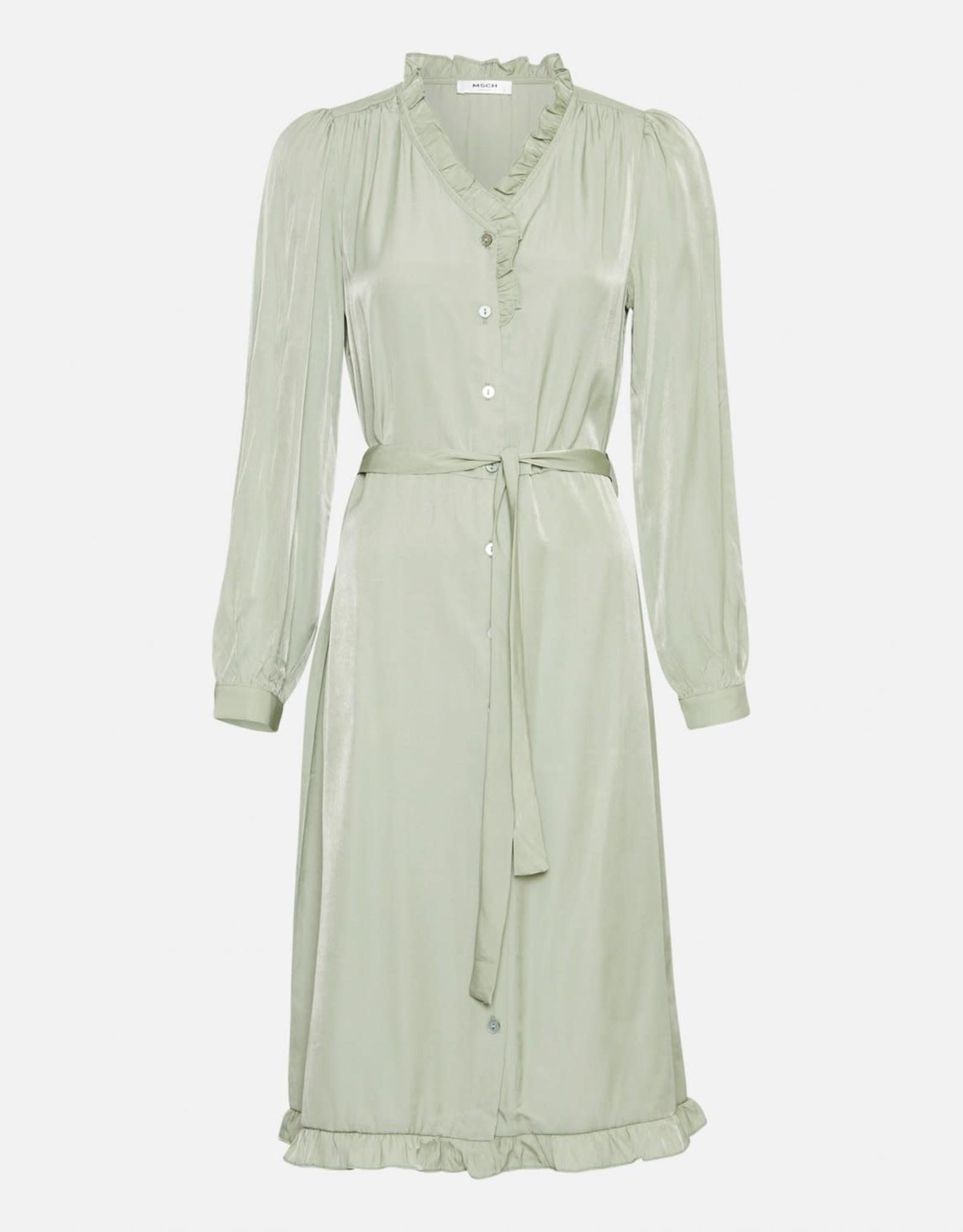 Moss Copenhagen MSCH Elysse Shirt Dress