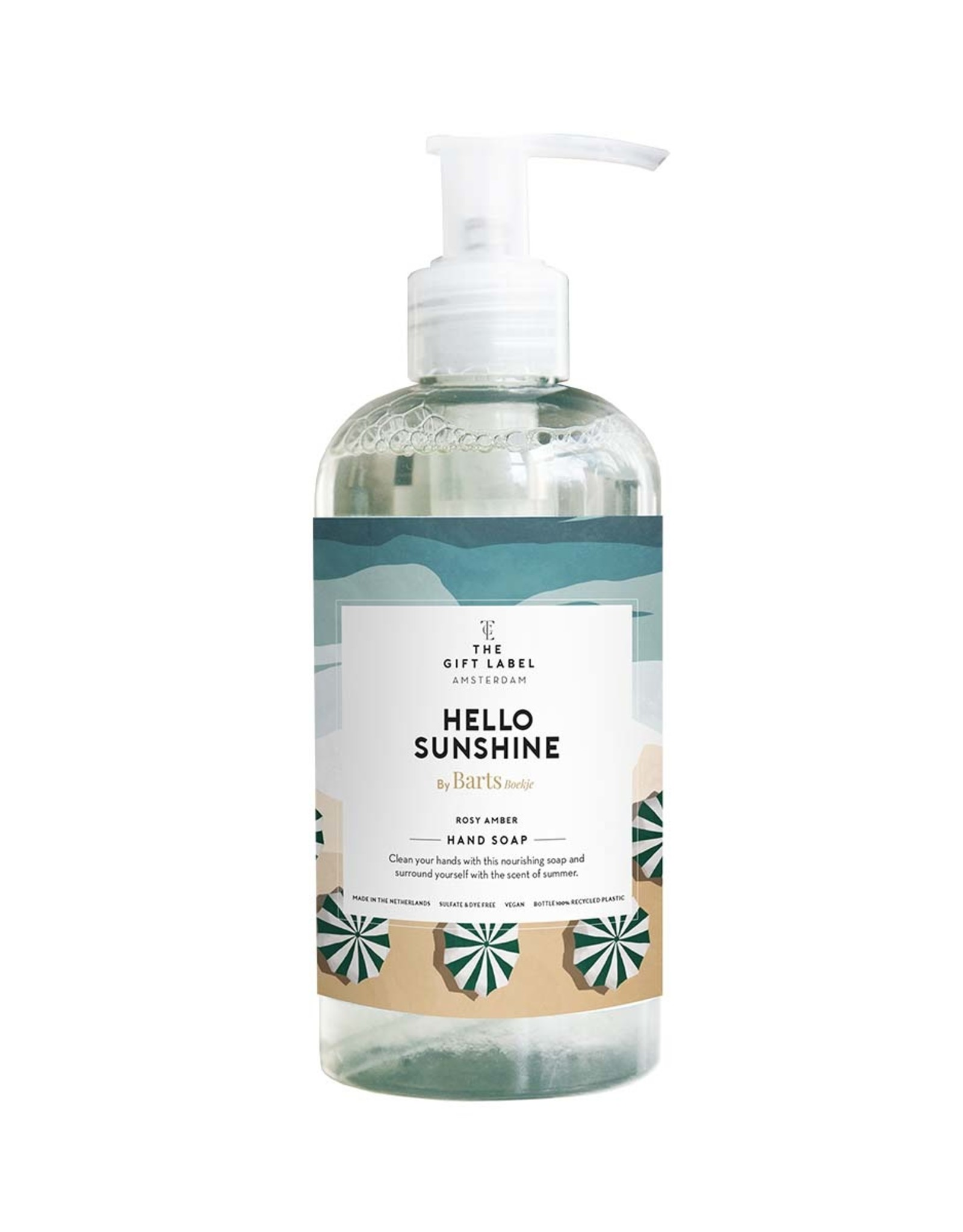 The Gift Label The Gift Label Hand Soap Hello Sunshine