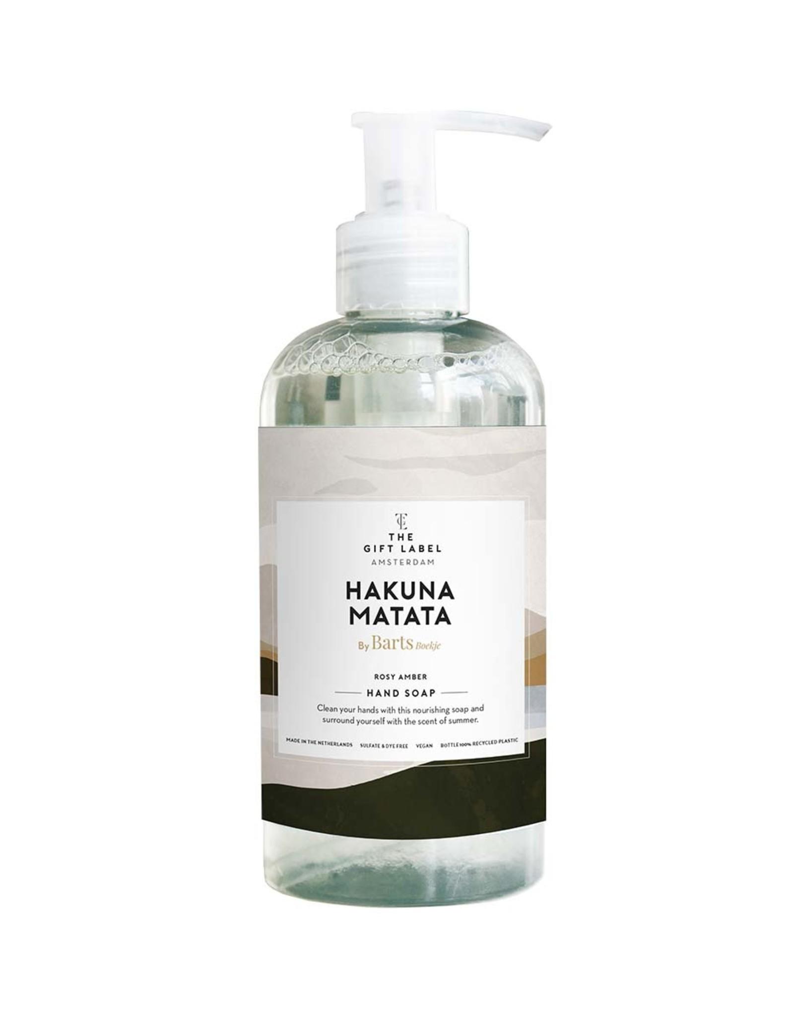 The Gift Label The Gift Label Hand Soap Hakuna Matata