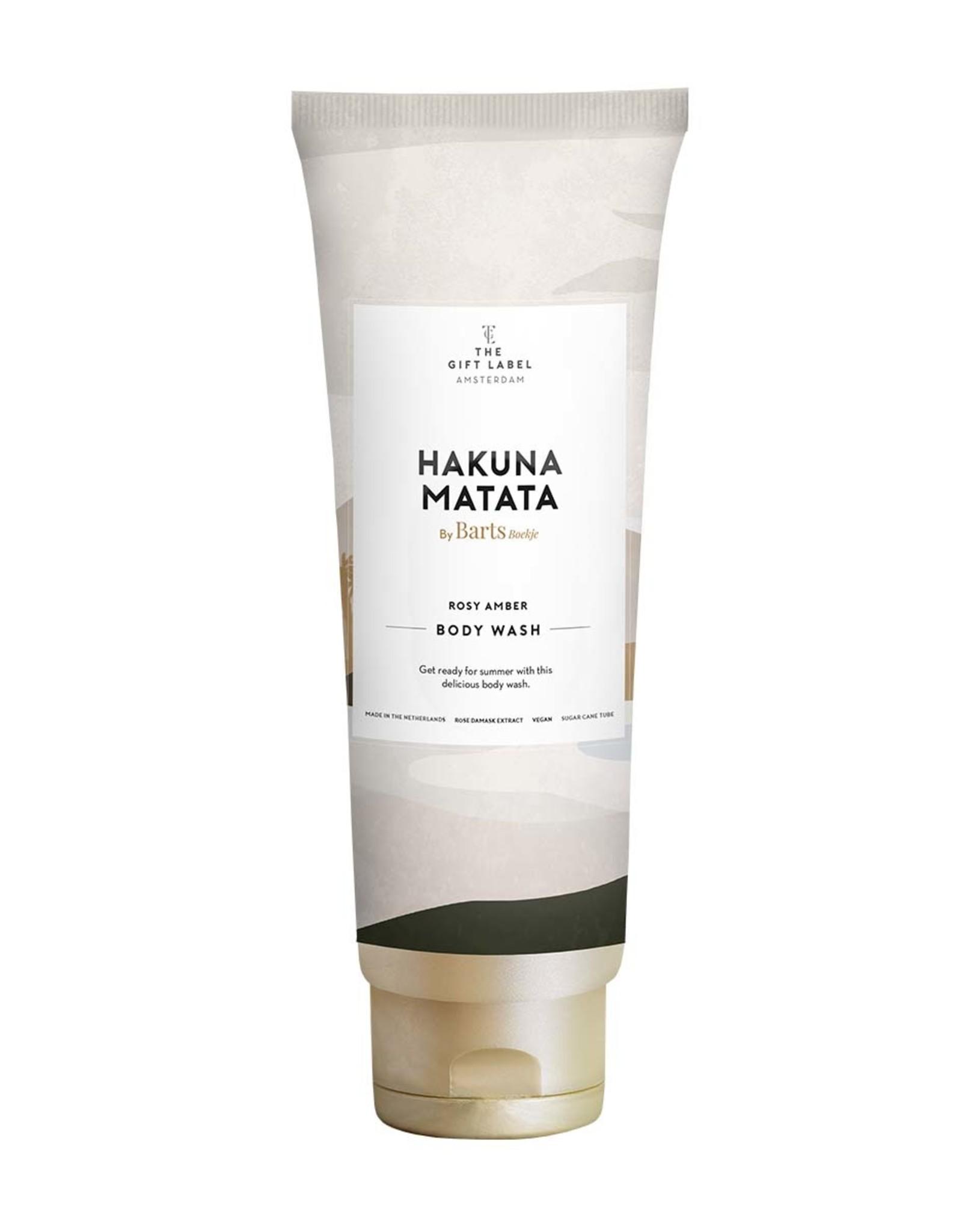 The Gift Label The Gift Label Body Wash Hakuna Matata