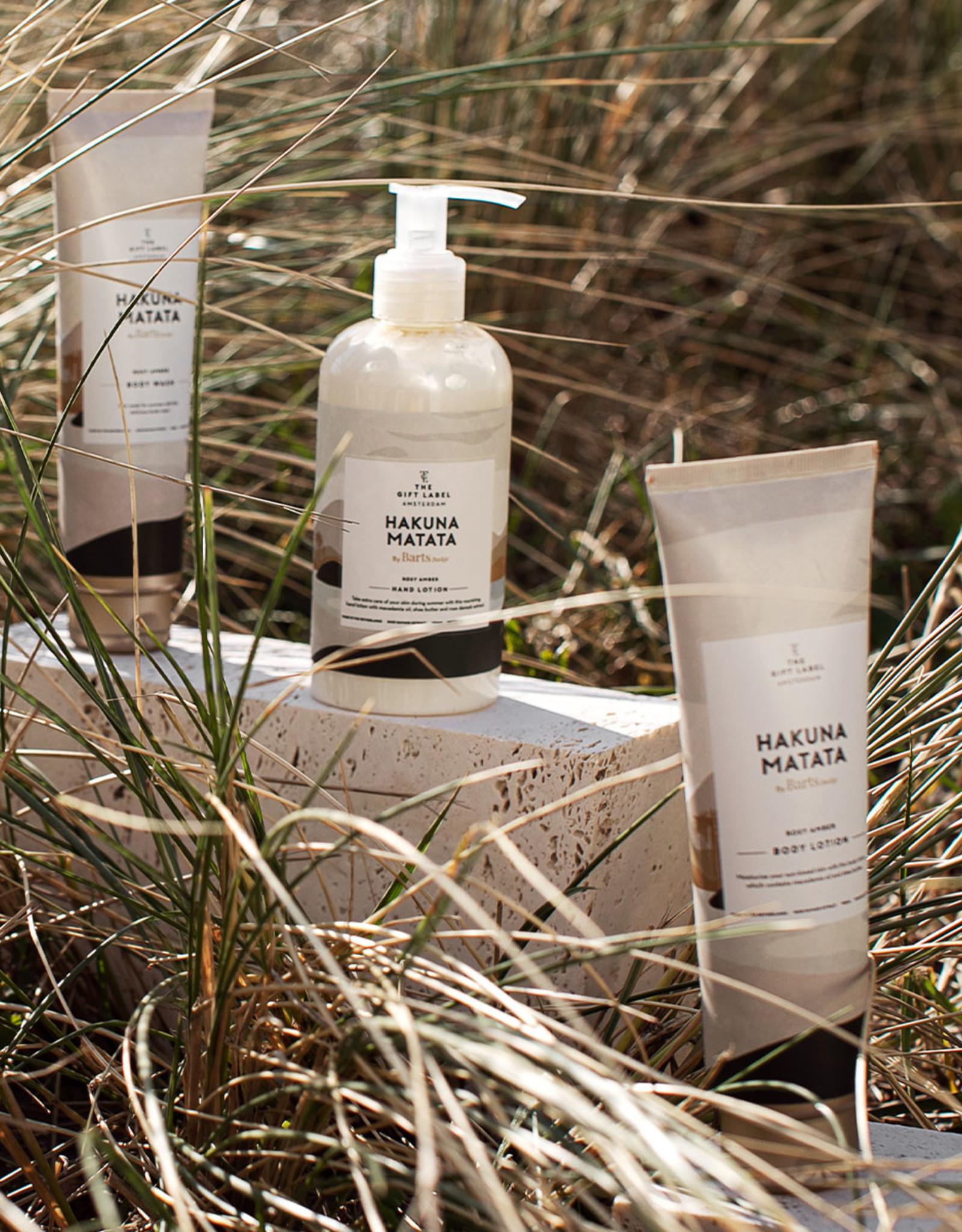 The Gift Label The Gift Label Body Lotion Hakuna Matata