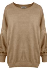 Sweater Adelaide Hazelnoot