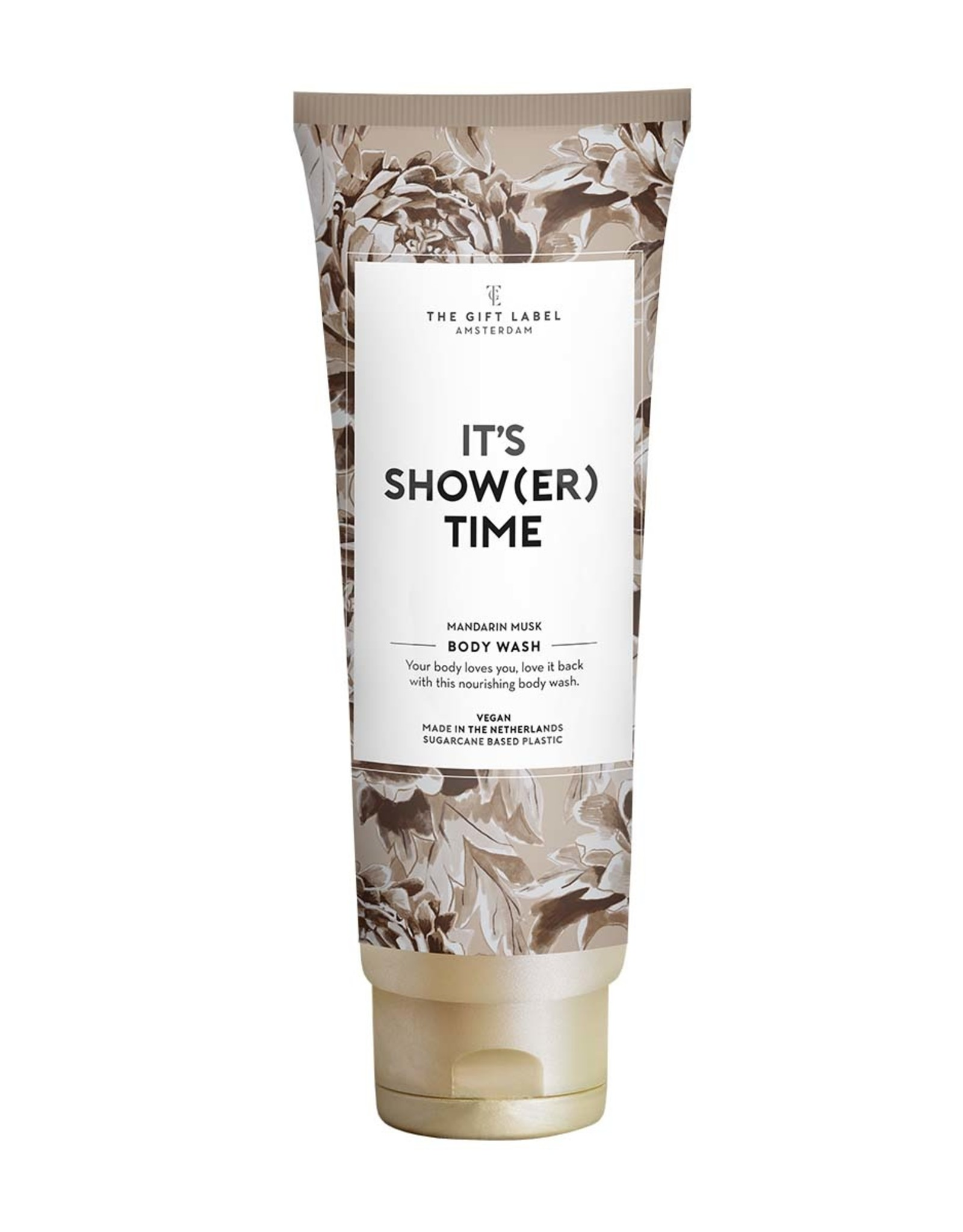 The Gift Label The Gift Label Body Wash Its show time
