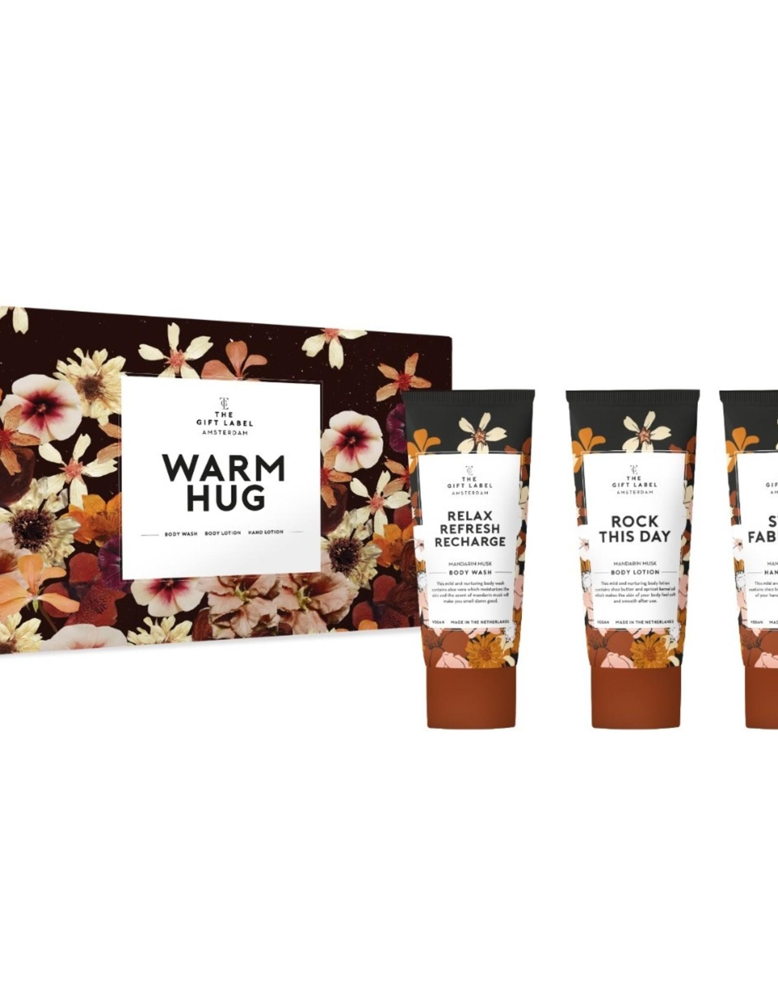 The Gift Label The Gift Label Giftset Warm Hug ( brievenbus pakket)