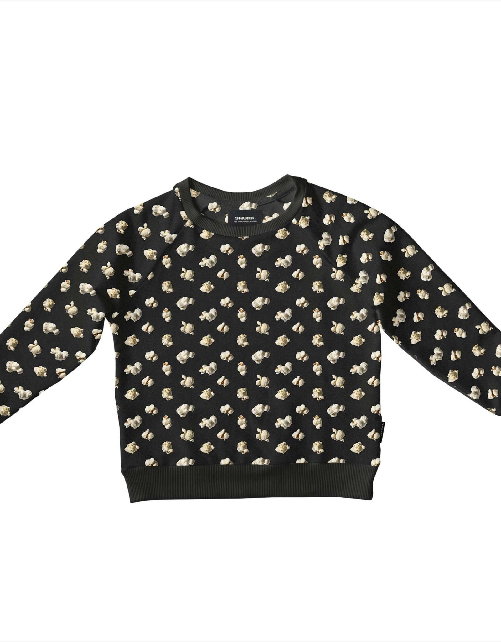 Snurk Snurk Sweater Kids Popcorn polka