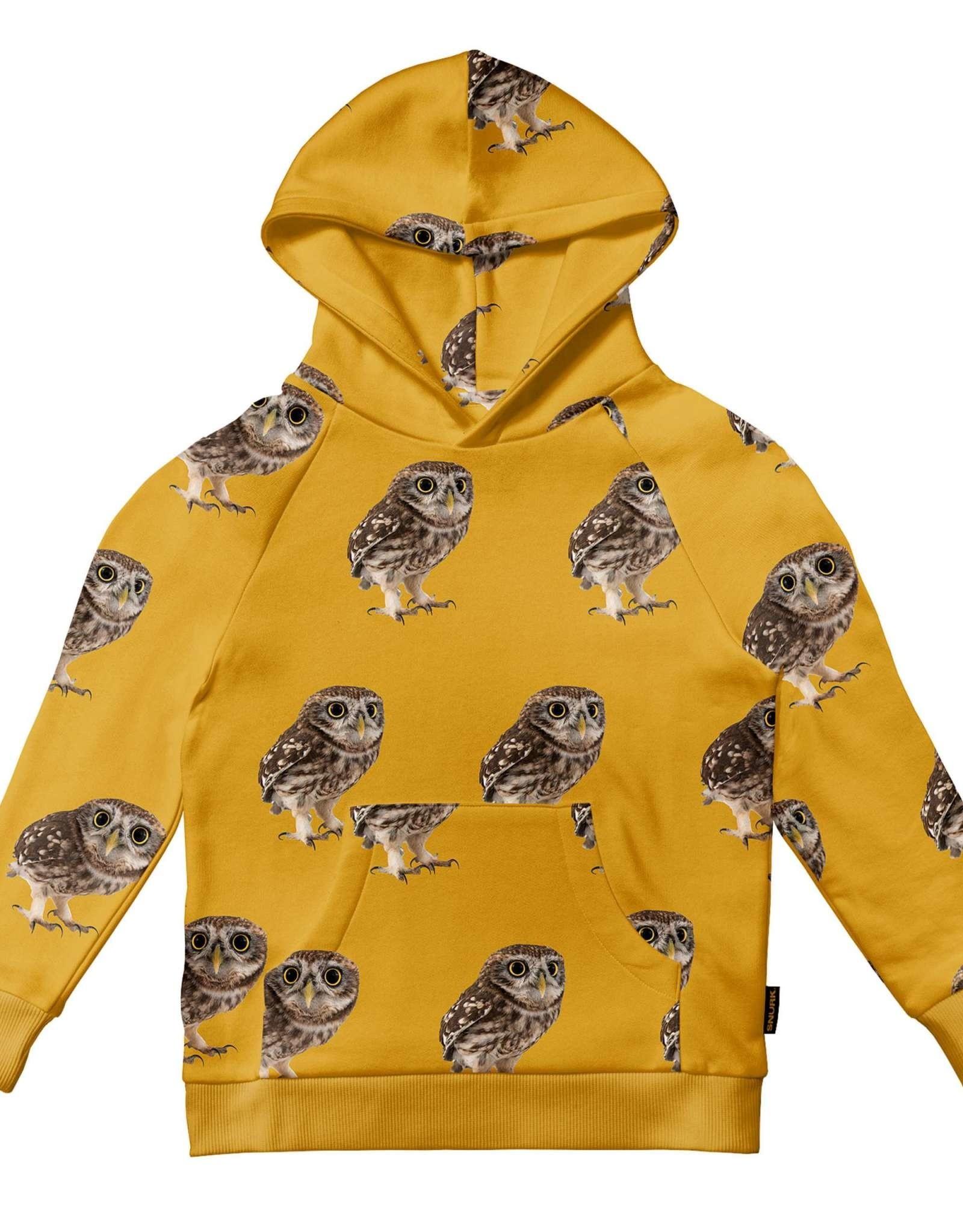 Snurk Snurk Hoodie Kids Night Owl