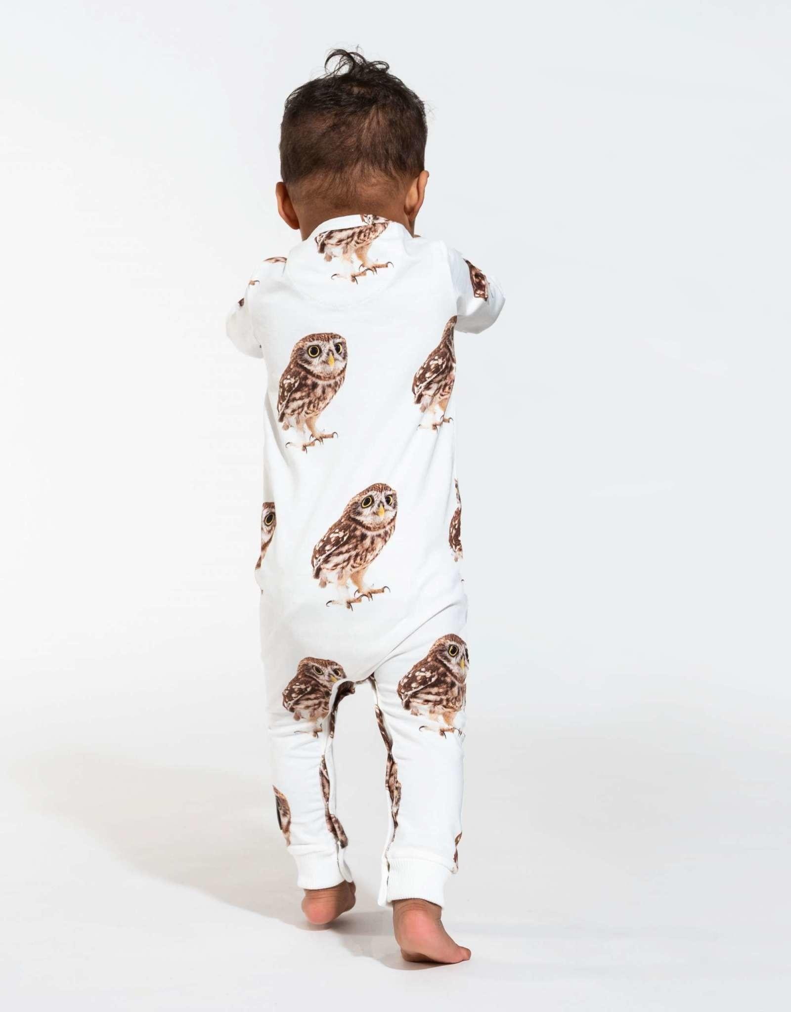 Snurk Snurk Jumpsuit babies Night Owl