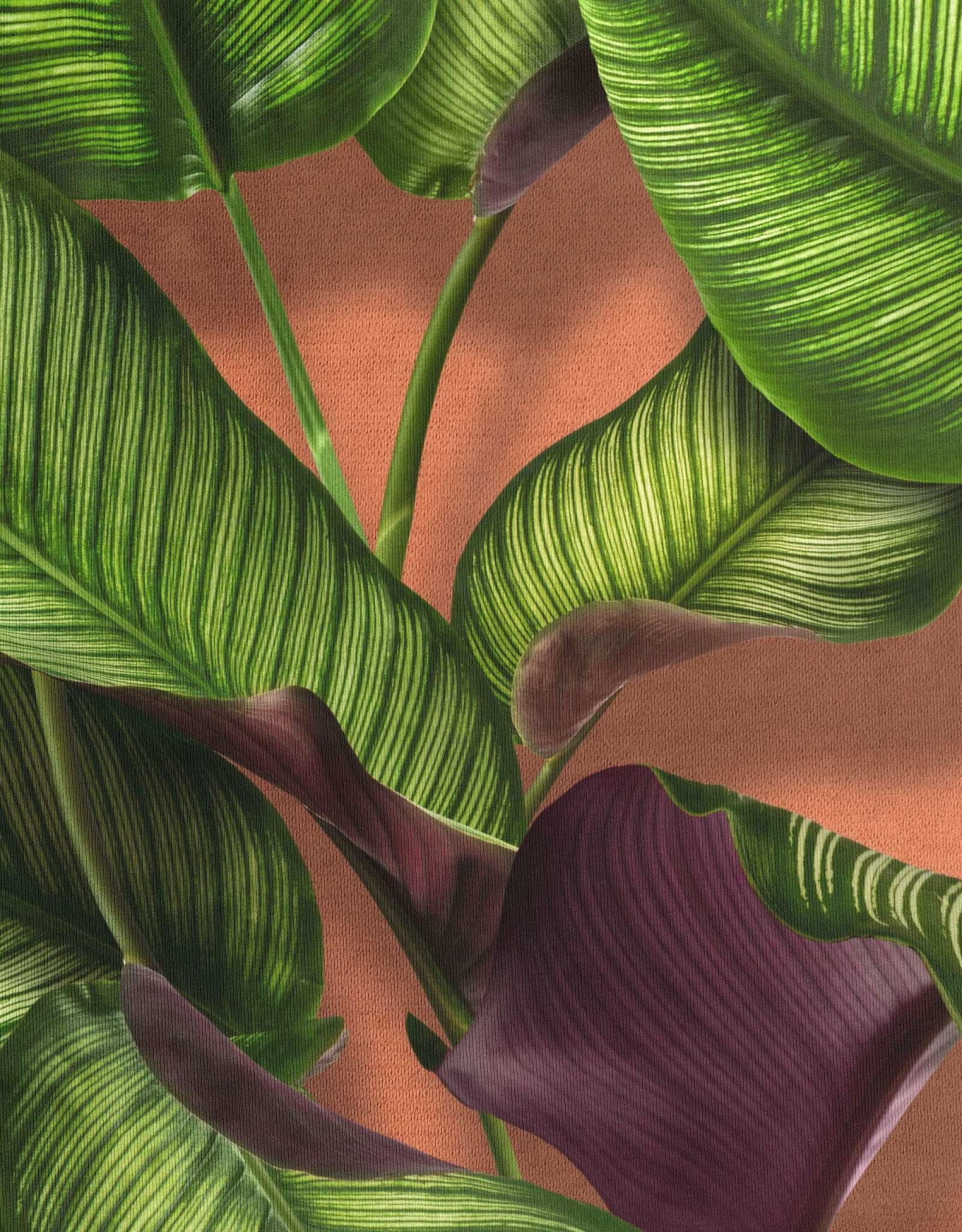 Snurk Snurk Jumpsuit babies Fresh Leaves