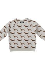 Snurk Snurk Sweater Kids James Grey