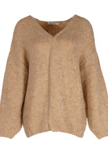 Azurro Vest Tessa Camel