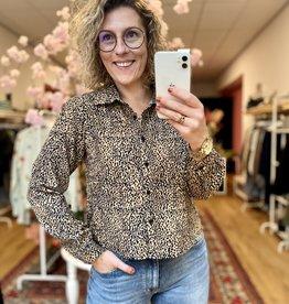 Rut & Circle Rut & Circle Selma Babycord Shirt