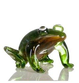 sculptuur Frog