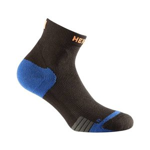 HERZOG PRO Compression Ankle socks Black