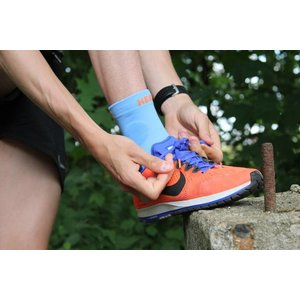 HERZOG PRO Compression Ankle socks Blue