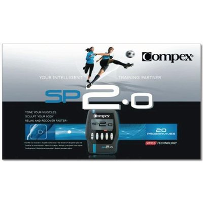 DJO Global  Elektrostimulator Compex Wireless SP 2.0