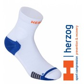 HERZOG PRO Compression Ankle socks Black - Copy