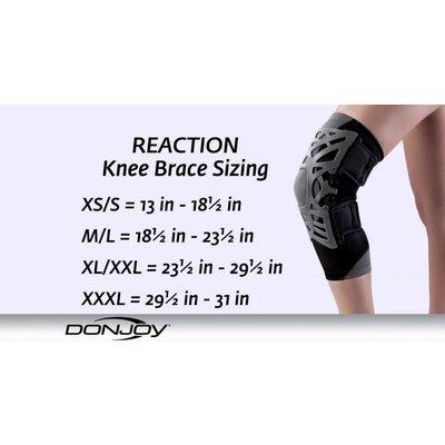 DJO Global  Reaction Knee brace