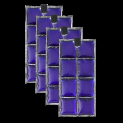 INUTEQ  cooling  Coolpac 15° C - 8 cels per pack en per 4 verpakt