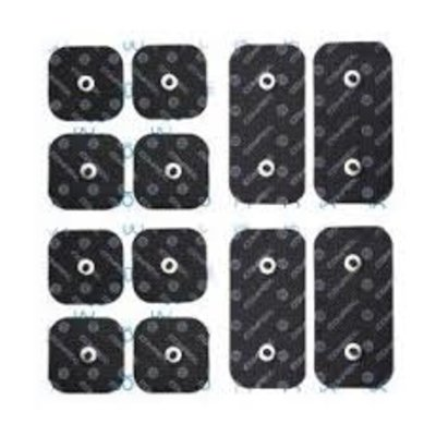 Compex Compex Pack Electrodes 2x1 snap performance 5x5cm & 5x10cm