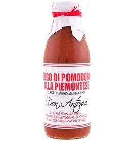 TOMATENSUGO ALLA PIEMONTESE