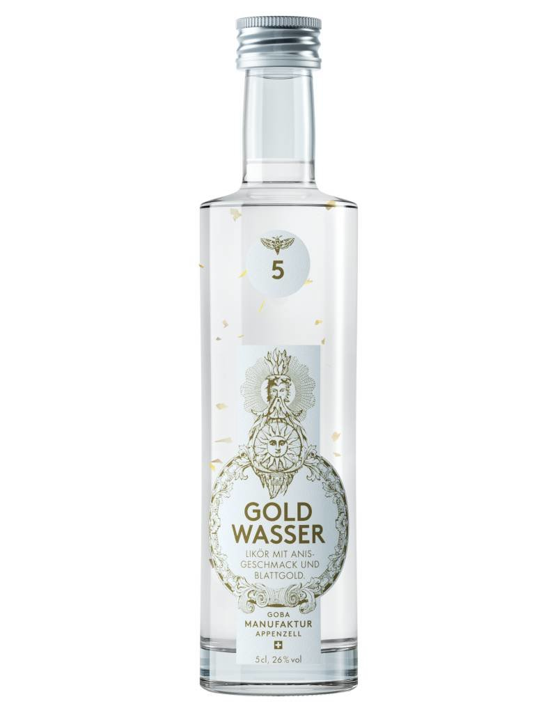 GOBA  Manufraktur  Goldwasser