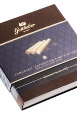 Gottlieber Hüppen Gottlieber Premium mit Chocolait, Cappuccino, Noix de Coco