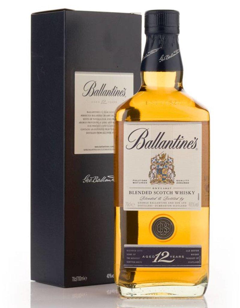Ballantines 12 years