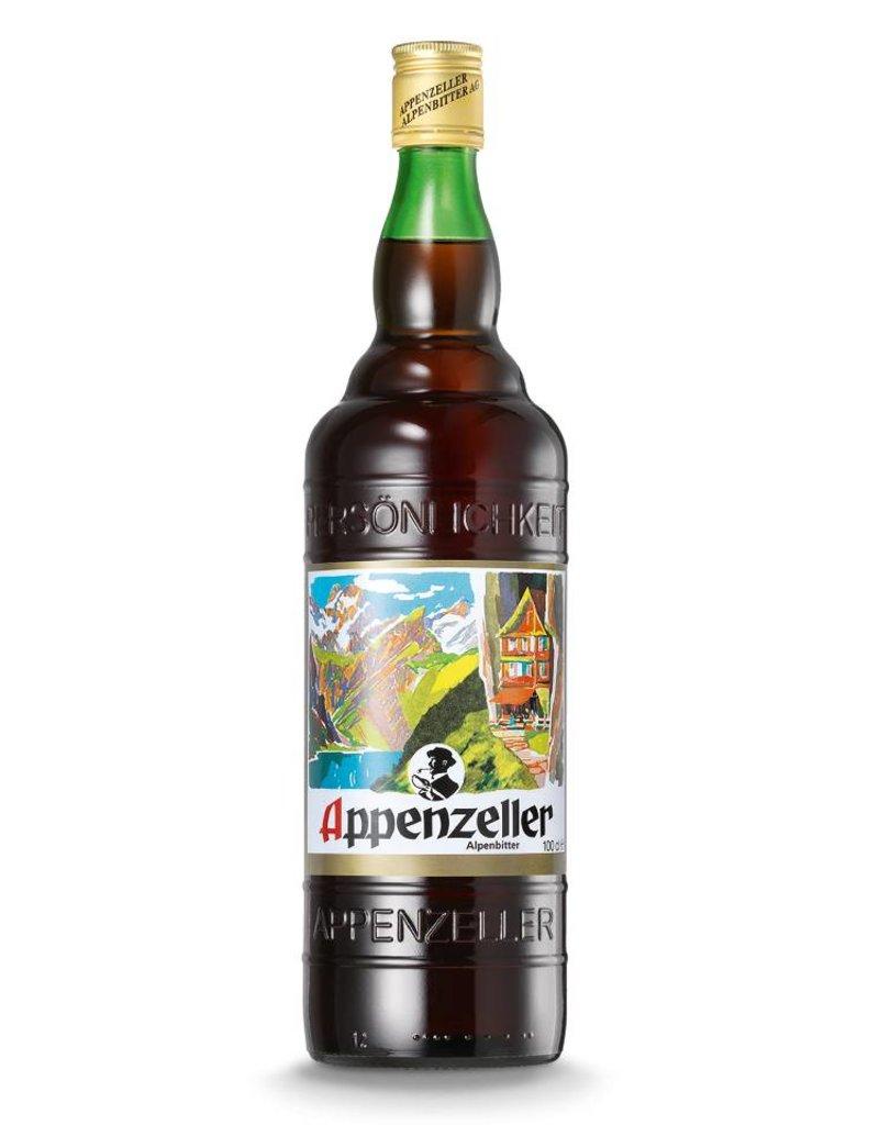 Appenzeller Alpenbitter AG  APPENZELLER ALPENBITTER 5dl