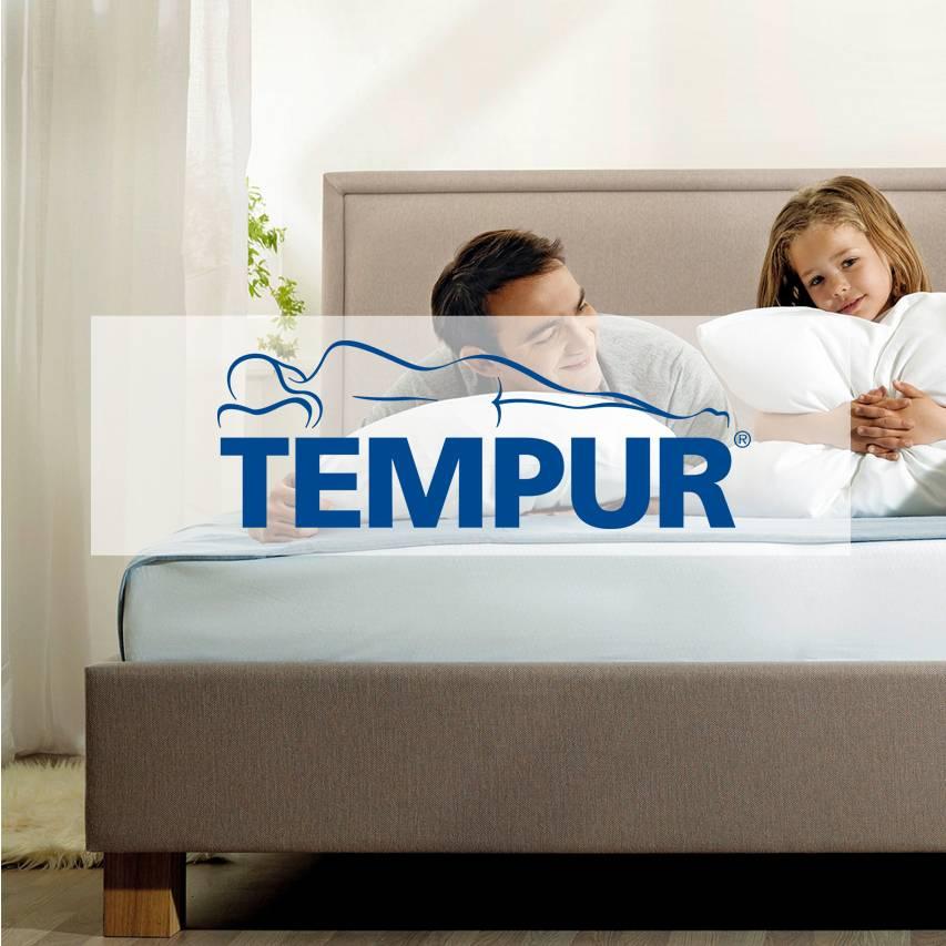 Uitgelicht merk: Tempur
