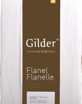 Gilder Flanel Hoeslaken