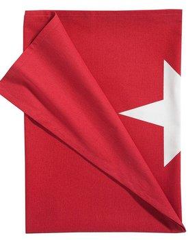 DDDDD Tafelkleed Etoile Rood